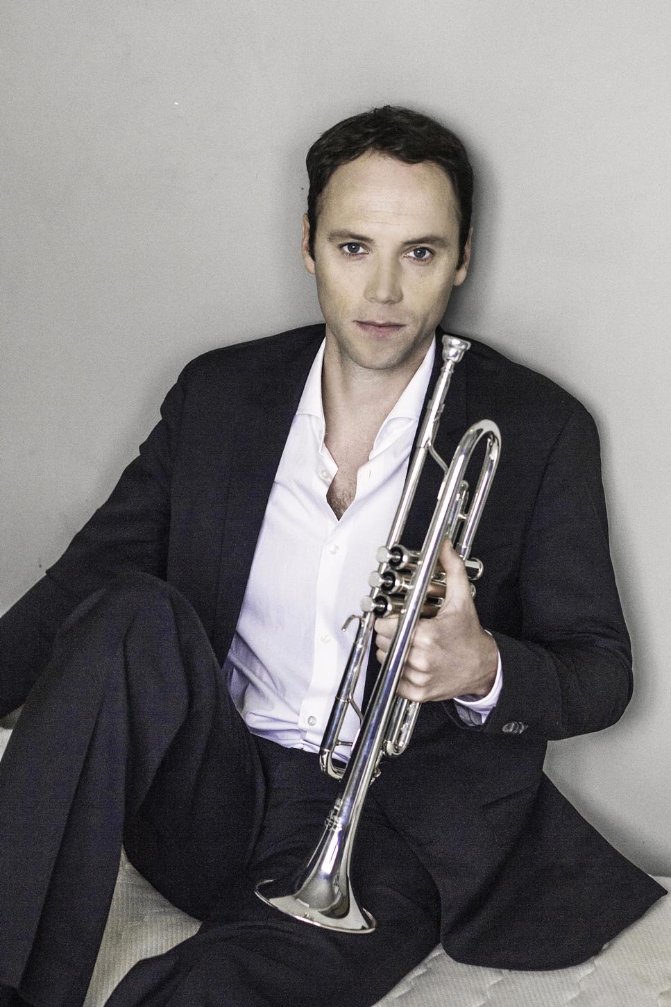 Clément Saunier Trompettiste contemporain